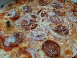 Salsiccia piccante & cipolla