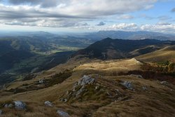 Magnificent views from Nanos Photo: Zeleni kras
