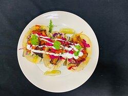 Blackened Rockfish Tacos (WF)