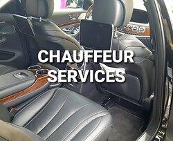Professional english-speaking drivers. Sedan, VAN, limousine.