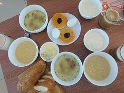 Завтрак в дискавери