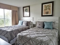 Two Bedroom Deluxe - Double beds