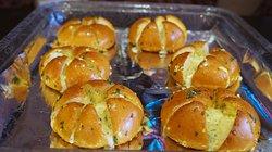 Garlic Cheese Bread Cirebon, Roti Garlic Cirebon, Bakery Cirebon, Roti Cirebon