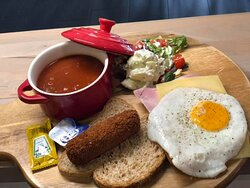 Lekkere lunch, een smaakvol 12 uurtje!