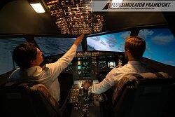 Flugsimulator Frankfurt AIRlebnis-Flug