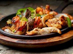 Lunch Chicken Fajitas