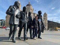Beatles Walk