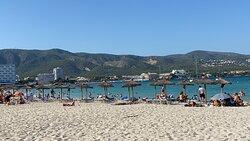 Beach Son Matias