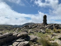 Salto del Tigre: Trekking hacia la Cascada (Apacheta)- Provincia de Còrdoba- Argentina 2020.
