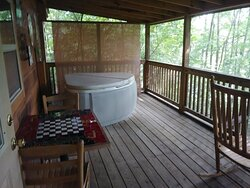 Fish Pond Cabin and Property