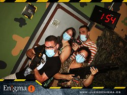 Enigma - Escape Room Barcelona