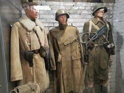 Интересный музей для любителей истории.