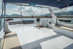 Upper deck - Floatudio