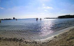Una spiaggia bellissima