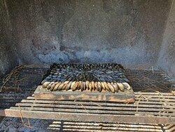 Les huîtres Chagnoleau Roché
