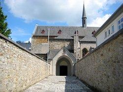 Am Kirchen - Eingang...