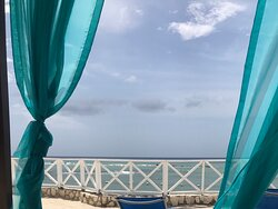 I never want to leave the island and the honeymoon suite is definitely are favorite with the ocean front view.