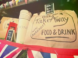 Having a day in the sun? Why not grab a takeaway? We also do takeaway draught in one or two pint containers!