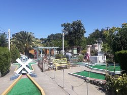 Tatonka Land Mini Golf