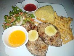 grill seer fish