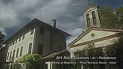 The Small Church of Saint Anthony from Padua at Art Aia - Creatives / In / Residence
