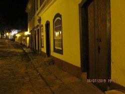 rua direita -lendas da vila