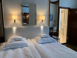 Junior Suite - Bett
