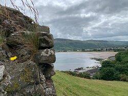 North Coast Road , Glenarm Castle , Waterfoot , County Antrim 😍