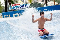 Sunway Lagoon - Waterpark