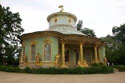Chinesisches Haus - Park Sanssouci
