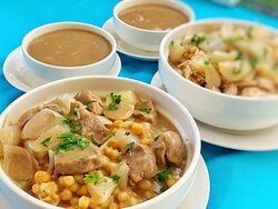Daily Dish - Chef's Specials! on Bain Marie
