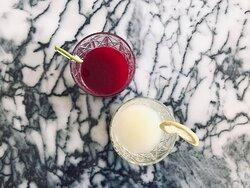 Limonada e Sumo do dia