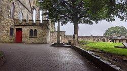 Kilwinning Heritage Trail - Kilwinning Abbey
