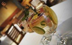 Gin tonic de cítricos - Restaurante Clotilde
