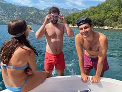 Captain Ivan Boat Tours Kotor, Montenegro