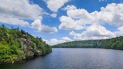 Minnewaska Lake
