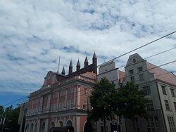 Rathaus - radnica