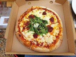Yummy pizza