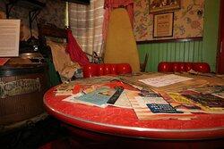 Inside Dolly's House