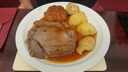 Sunday Lunch - Beef