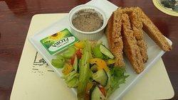 Sunday Lunch - starter Pate