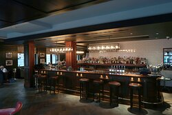 The Blue Boar Restaurant & Bar in The Conrad St James Hotel - Lovely Restaurant & Bar