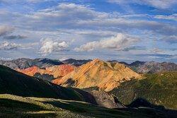 Taken from Lower Black Bear Pass