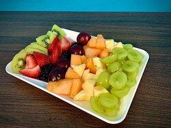 Al fresco fruit salads