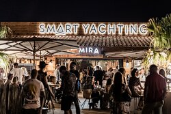 Mira by Smart Yachting.