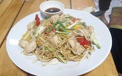 Tuesday Nights - Chicken Chow Mein