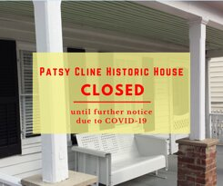 ‪Patsy Cline Historic House‬