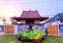 The Amrta Borobudur - Loby