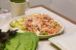 Món ăn của Cuốn N Roll Trần Thái Tông