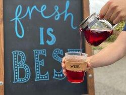 Fresh is BEST!
